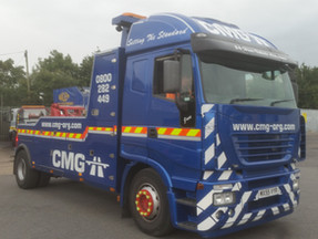 Coming Soon Due In April 55 reg Iveco