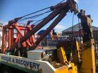Zacklift 403DC 40,000lbs hydraulic underlift