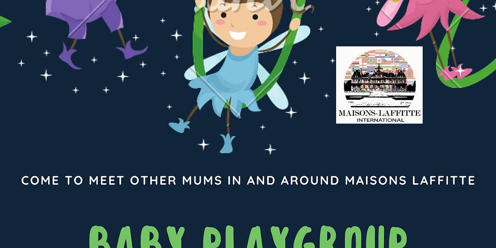 Baby Playgroup