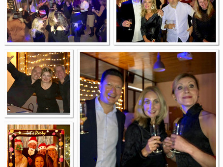 MLI's Christmas party was a blast!