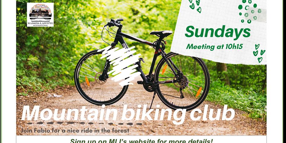 Mountain biking club