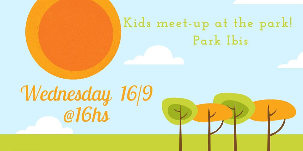 Kids meet-up in the Park