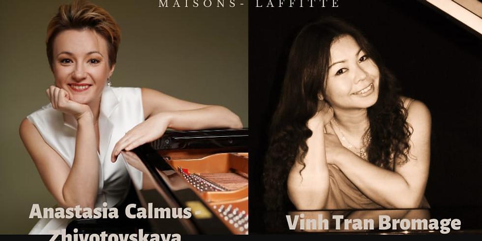 Piano concert - Beautiful Journey in Russian Music