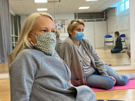 Hypnotic relaxation workshop