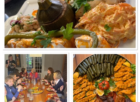 More than a Turkish cooking class