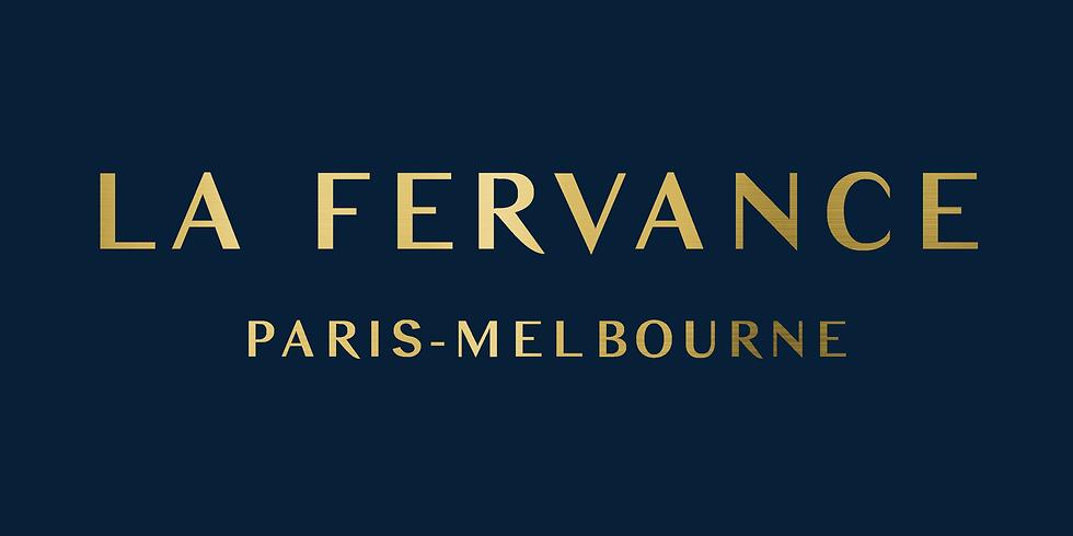Inspirational Talk by La Fervance Founder Melissa Obeid