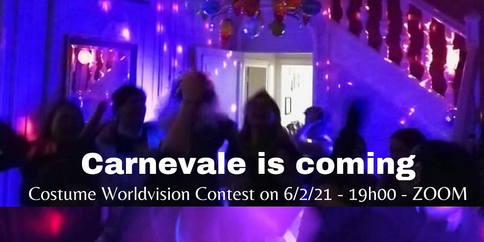 Virtual Carnevale Party
