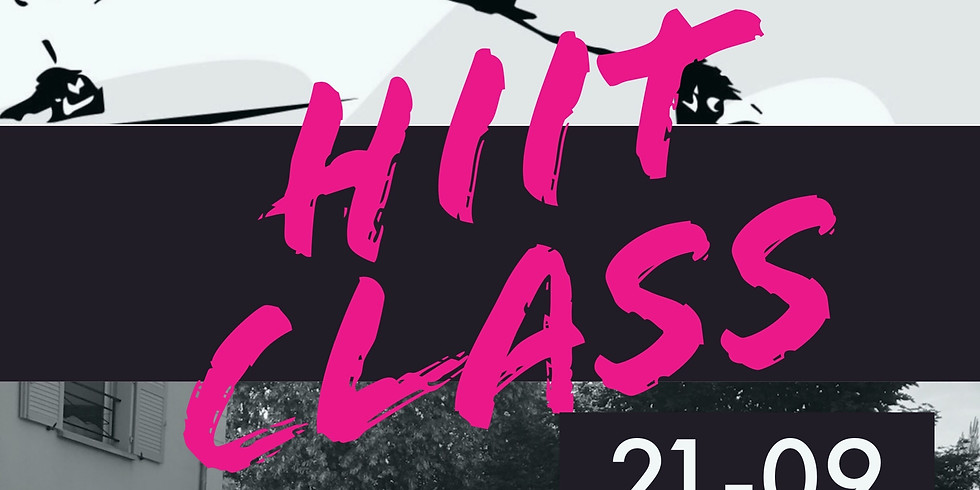 HIIT Couples Class