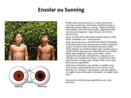 sunning ou  ensolar