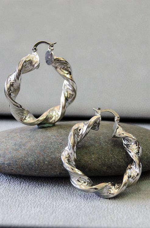 Sienna Hoop earrings