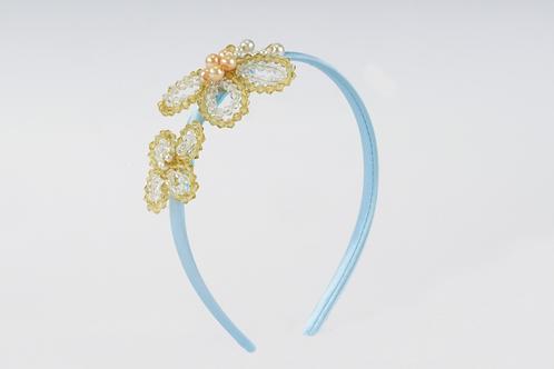 The Flower Butterfly Handmade Hairband