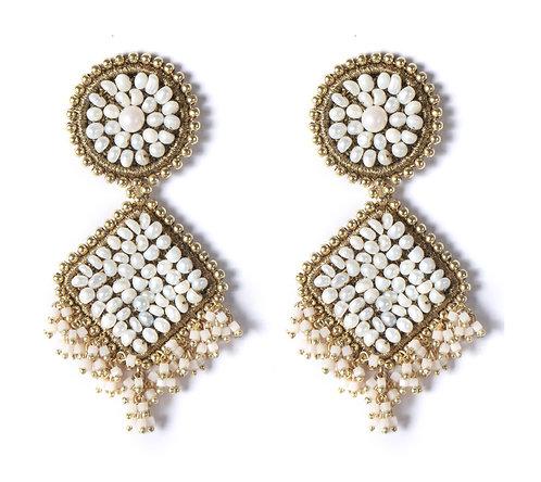 The Golden Nest Earrings