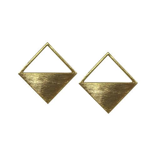 Diamond Block - Gold