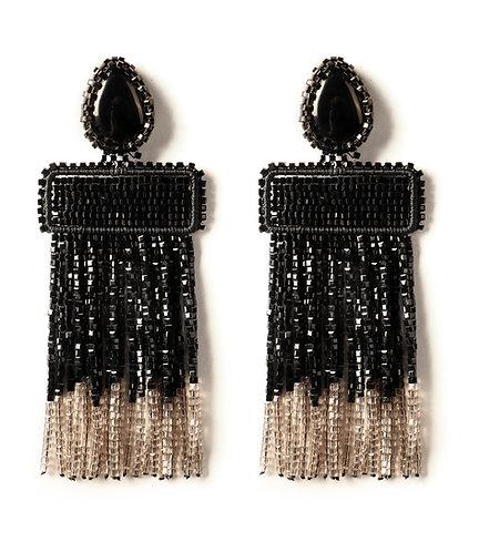 Lucifer Tassel Earrings