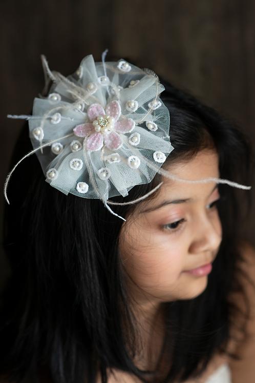 The Letti Handmade Hairclip or Flower Netty Hairclip