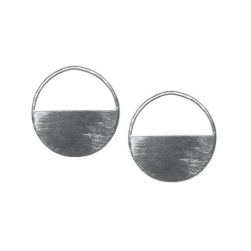 Round Block - Silver