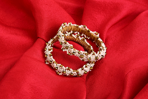 The Eva Designer Handmade Bangle