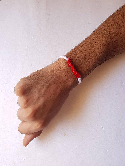 Red Love Rakhi