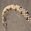 Thumbnail: White and Gold Pearl Handmade Headband