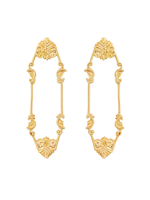 Charpente earrings