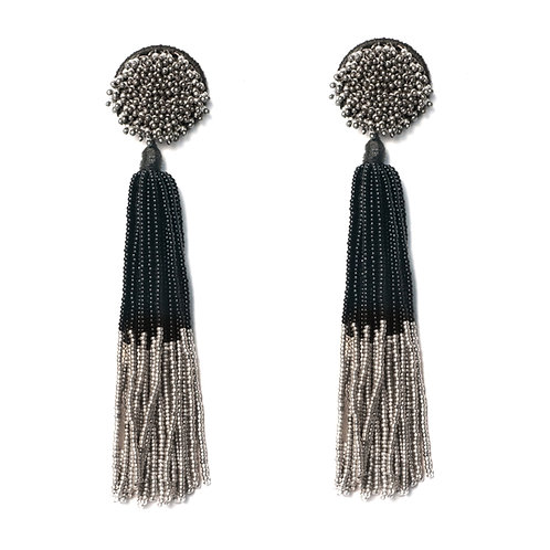 Braise Tassel Earrings