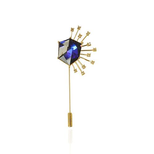 Evian Lapel Pin