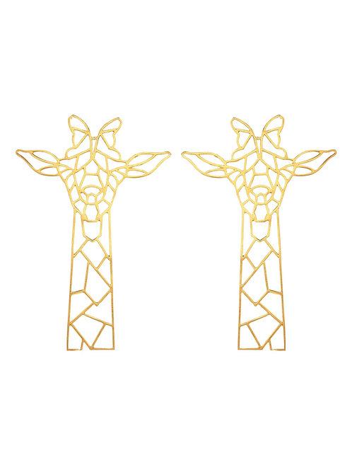 Girafometric earrings