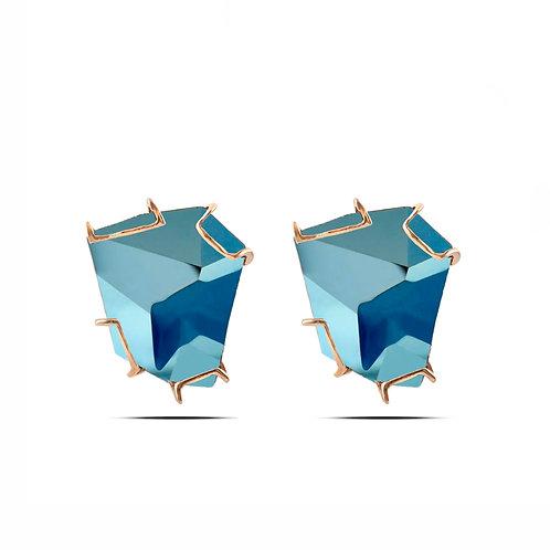 Blue Earstuds