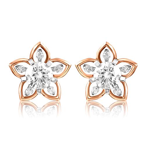 Delicate Petal Earrings