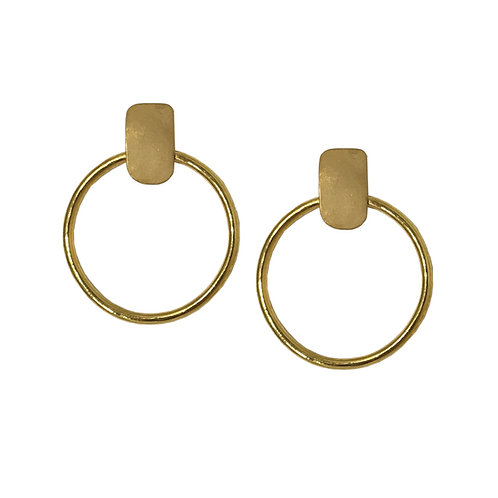 Formal Hoops - Gold