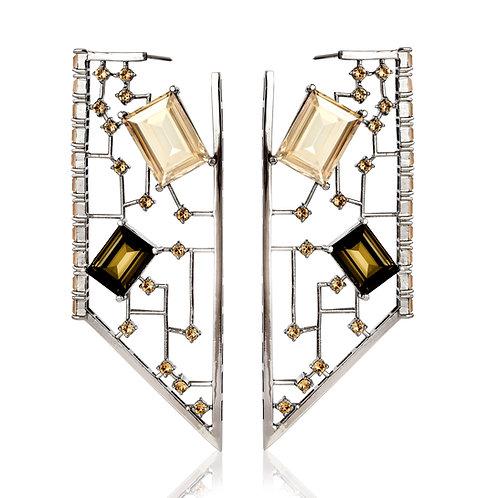 Tapered Earrings