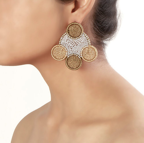 Quincoins Earrings
