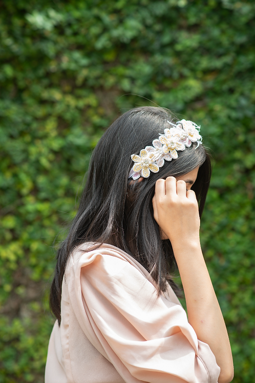Boho Handmade Headband