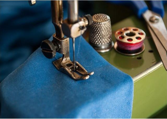 Costurar é paixão. Ficar bom na costura é amor.