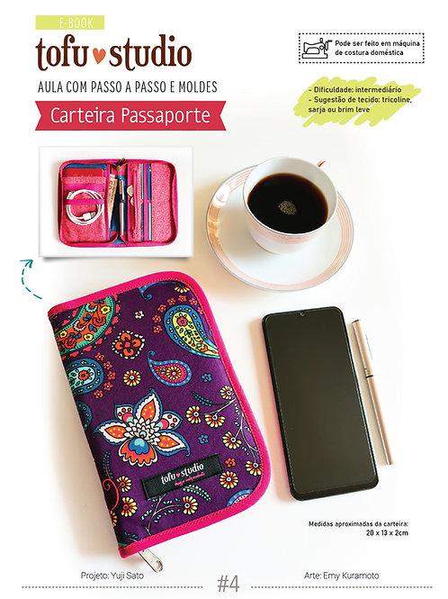 E-book Carteira Passaporte