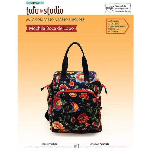 E-book Mochila Boca de Lobo