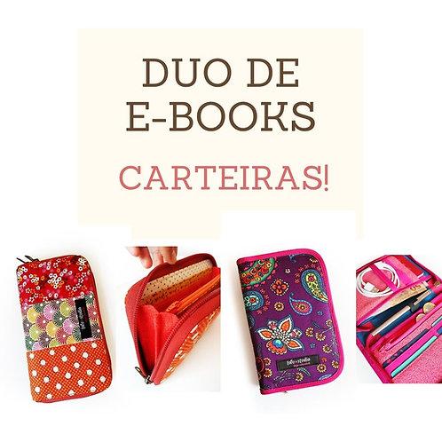 Duo de e-books CARTEIRAS