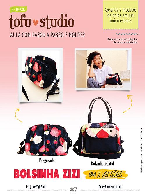 E-book Bolsinha Zizi - em 2 versões