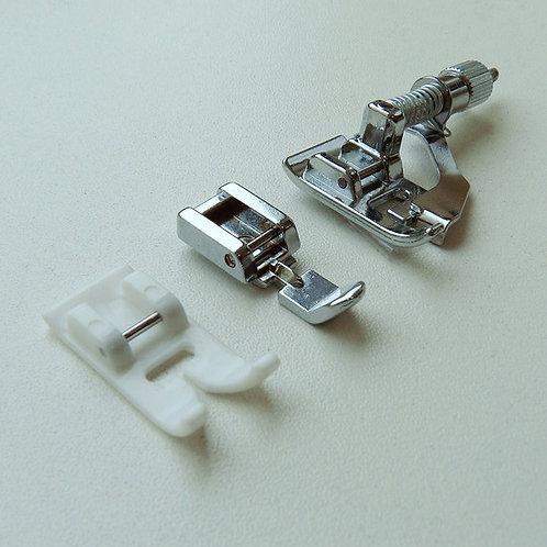 Calcadores para máquina doméstica