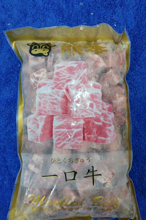 日本熊本一口牛