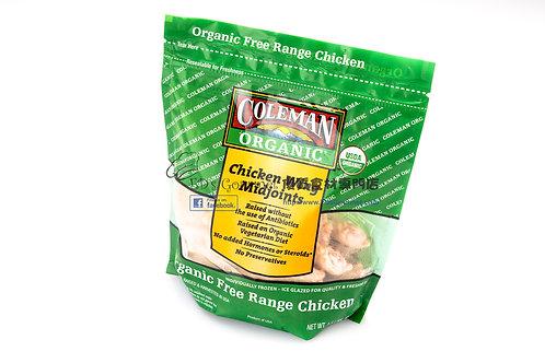 美國 Coleman 有機雞中翼