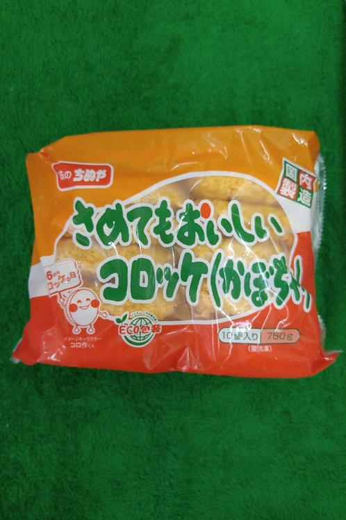 日本南瓜薯餅
