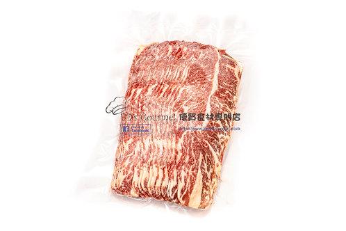 美國 Prime 牛小排簿切 500g