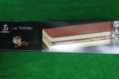 法國 Delifrance 意式千層芝士蛋糕 (提拉米蘇) 610g