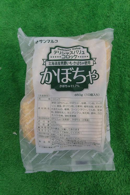北海道男爵DV南瓜薯餅