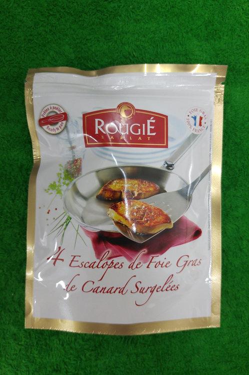 法國 Rouge 生鴨肝 (10片裝)