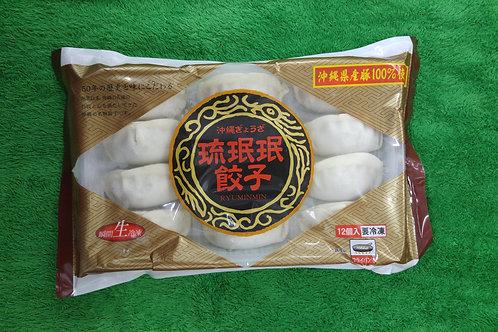 日本沖繩豚肉餃子