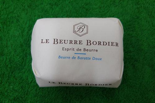 法國 Bordier 原味無鹽 (250g)