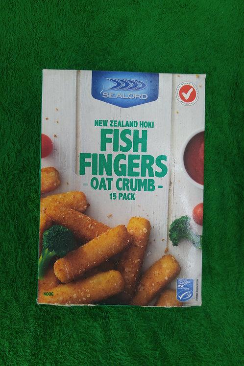 紐西蘭 Sealord Hoki 燕麥炸魚手指