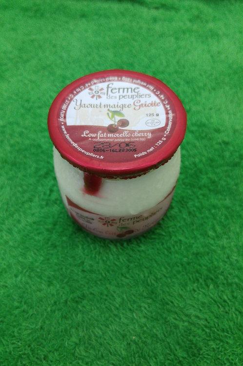 法國 Ferme Des Peupliers Low Fat Morello Cherry